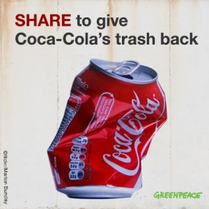 Sign the petition to support beverage container deposit legislation.