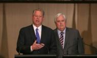 Al Gore & Clive Palmer: renewable energy breakthrough for climatepolitics?